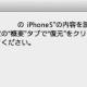 iTunesで 「iPhoneの内容を読み込めません」エラー等の回避 「DiskAid」アプリでiPhoneのデータをバックアップ